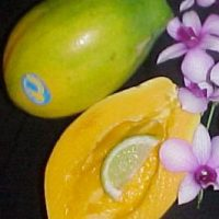 Rainbow Papayas