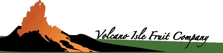Volcano Isle Fruit Company logo